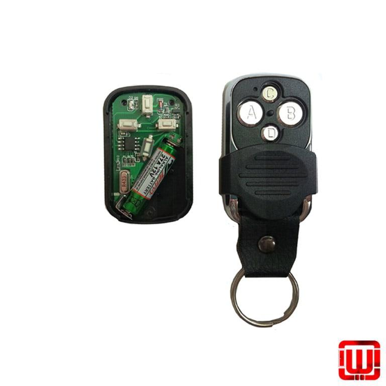 ریموت کنترل چهار دکمه بتا چین مدل Beta Remote 2007