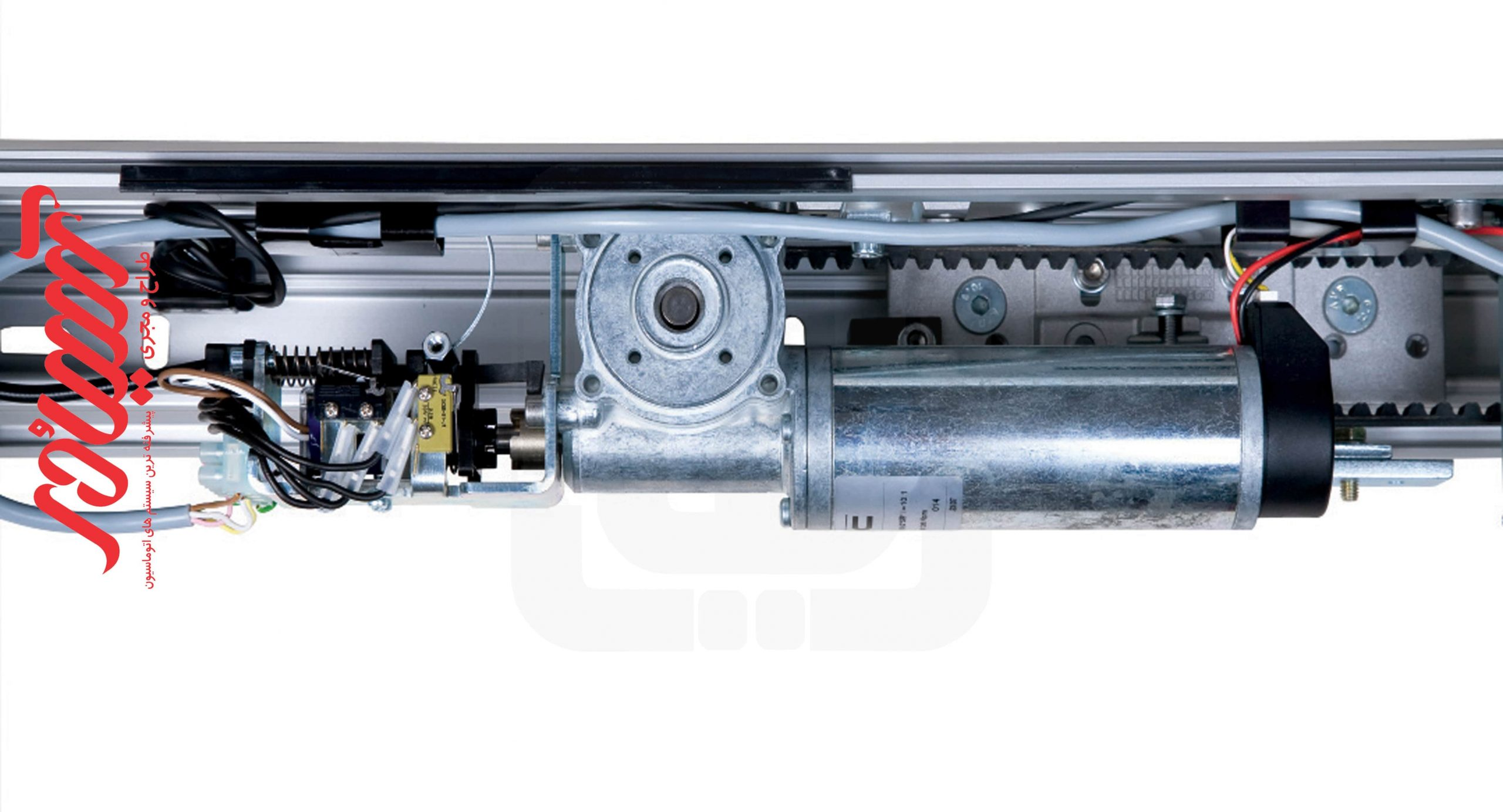 موتور دانکر اپراتور درب شیشه ای FAAC مدل A100