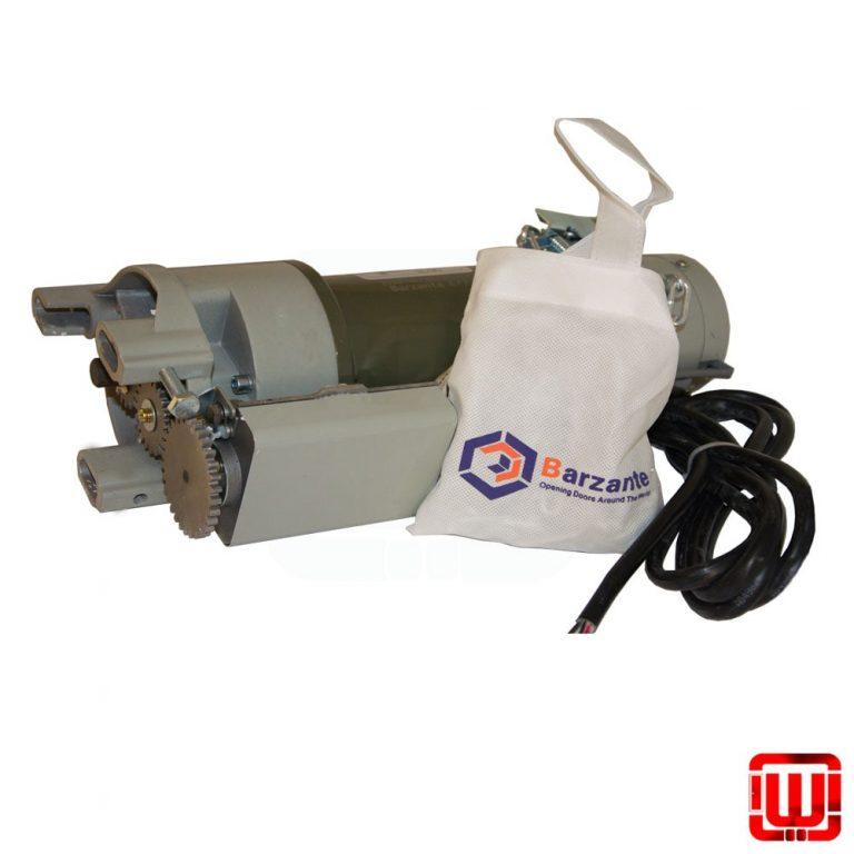 موتور ساید کرکره برقی 300 کیلوگرم بارزانته چین مدل Barzante 300 DC