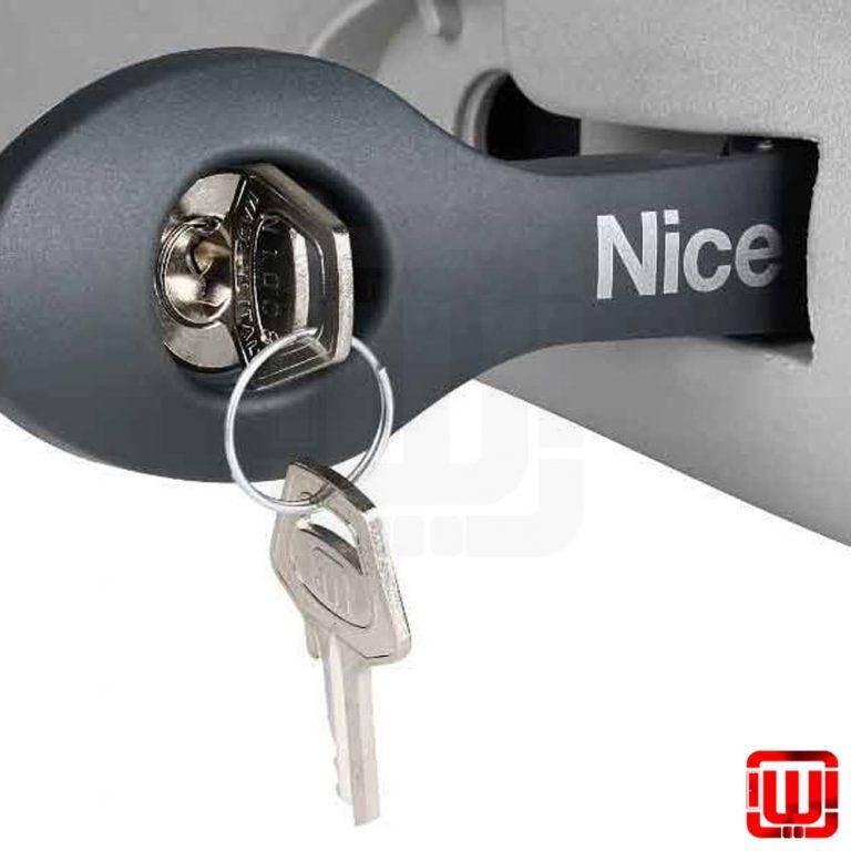 جک درب اتوماتیک لولایی پارکینگ نایس ایتالیا مدل Nice Wingo A60