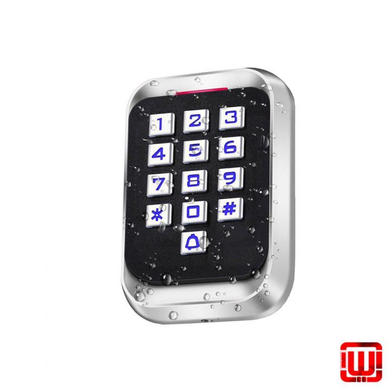 دستگاه کنترل تردد رمز و کارتخوان بتا مدل BETA 1219W
