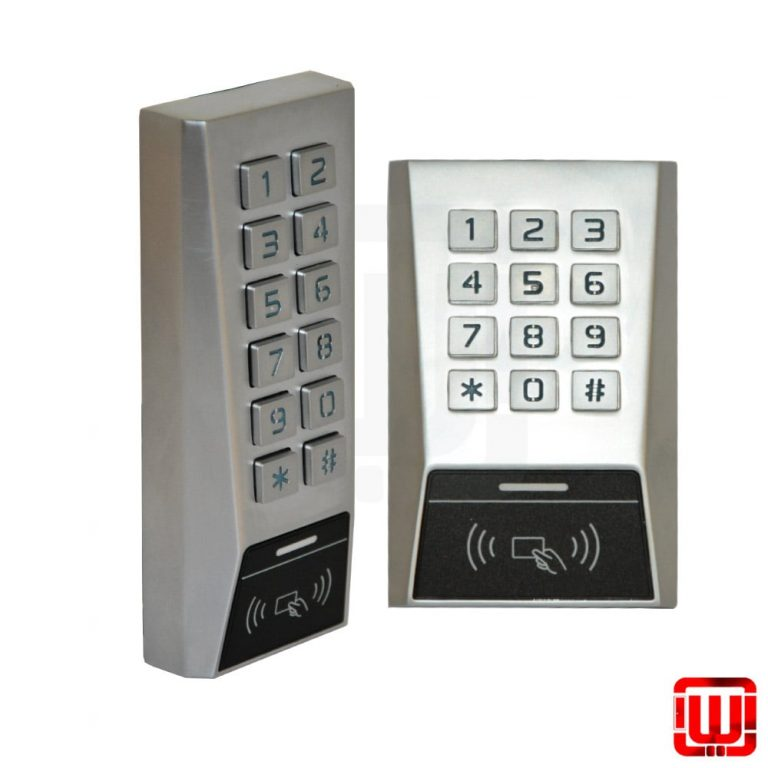 دستگاه کنترل تردد رمز و کارتخوان ضد آب سایبُن چین مدل SYBONN MK100-E
