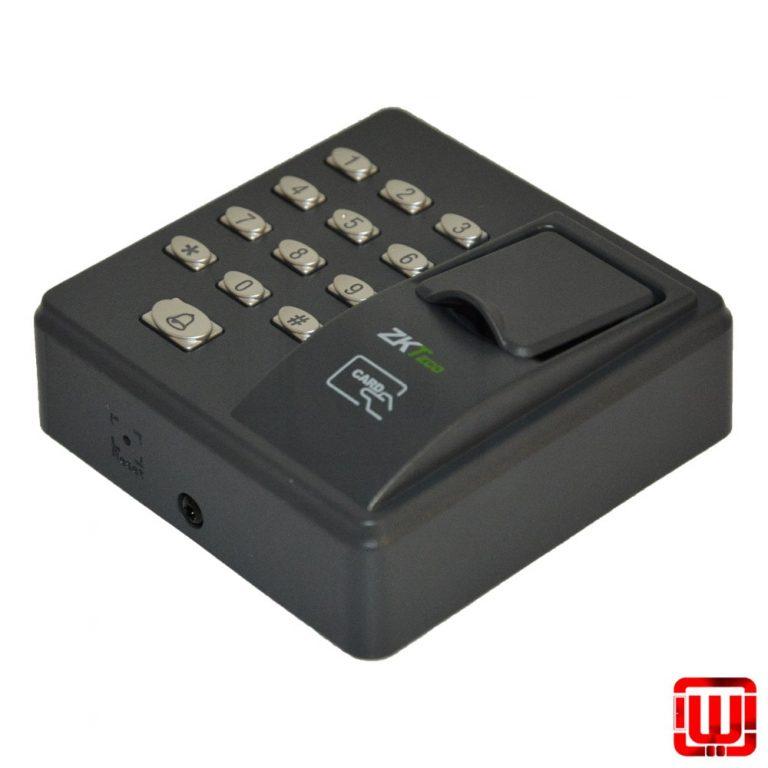 دستگاه کنترل دسترسی اثر انگشتی زد کی تی چین مدل ZKTeco X6