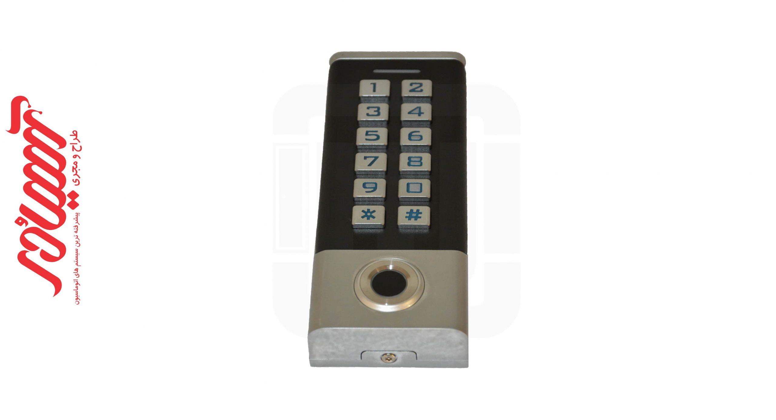 دستگاه اکسس کنترل FK 12