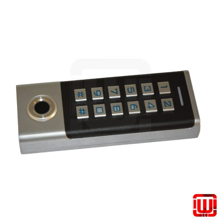 دستگاه کنترل تردد اثر انگشتی ضد آب اچ ام تی چین مدل HMT-FK12