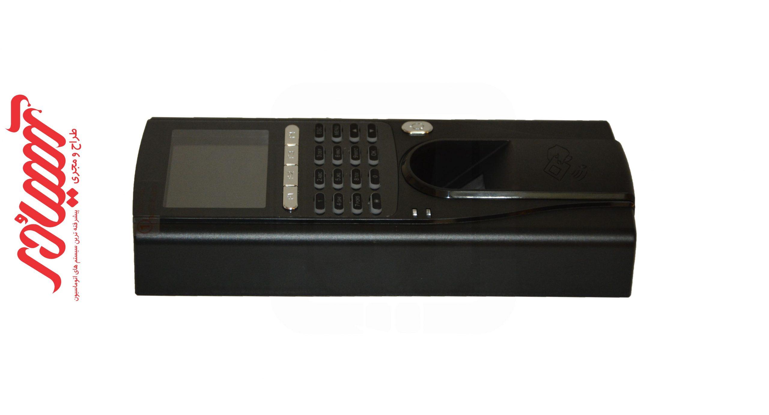 کنترل تردد اچ ام تی FS30