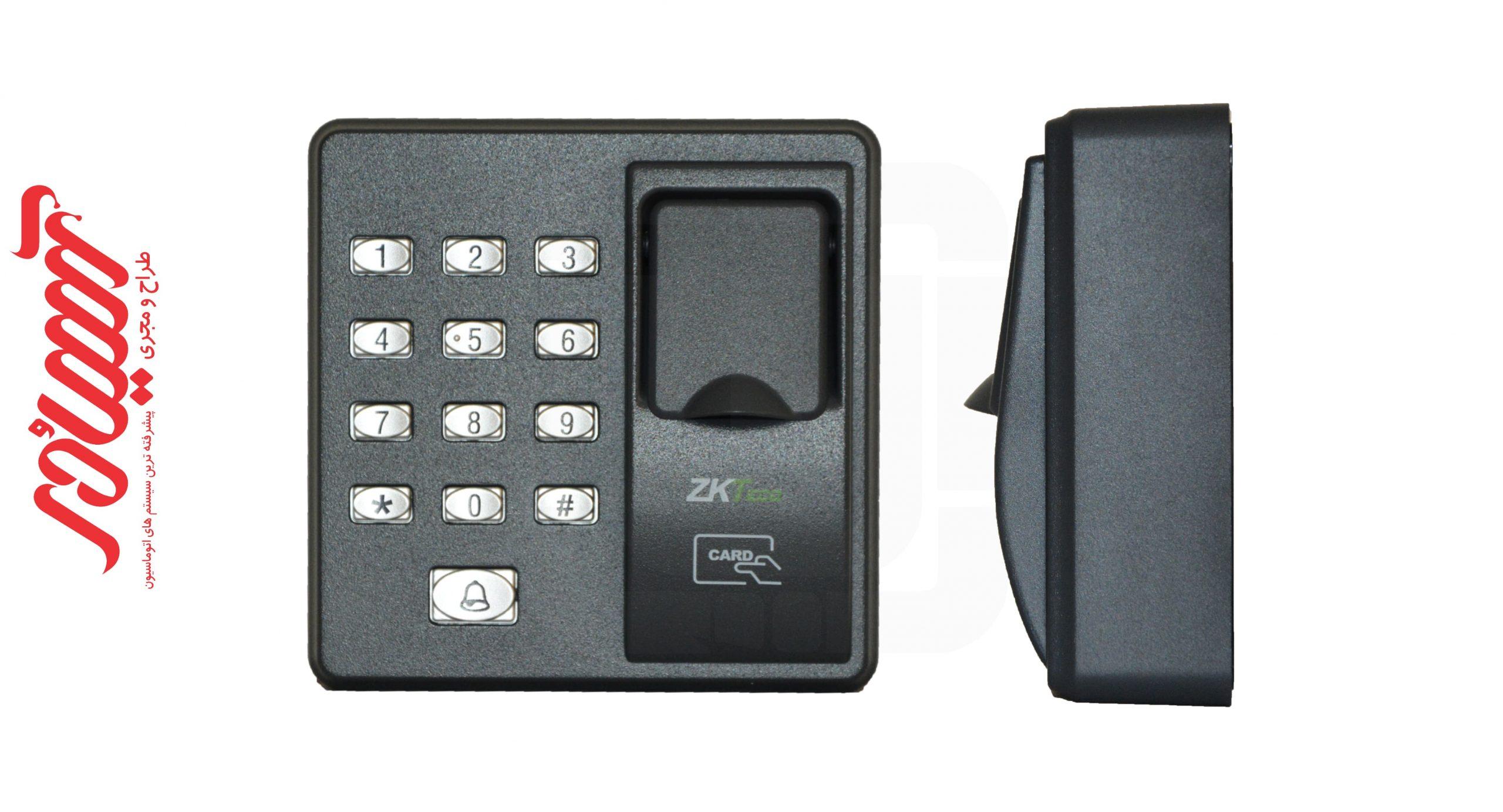 کنترل دسترسی اثر انگشتی ZKTeco X6