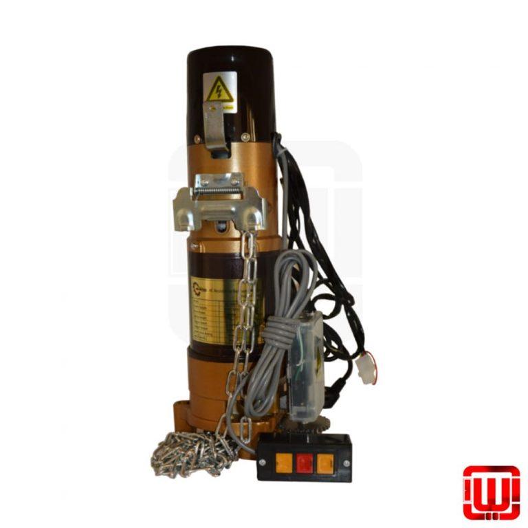 موتور ساید کرکره برقی آکو مدل AKO 400 AC