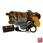 موتور ساید کرکره برقی آکو AKO 400 AC