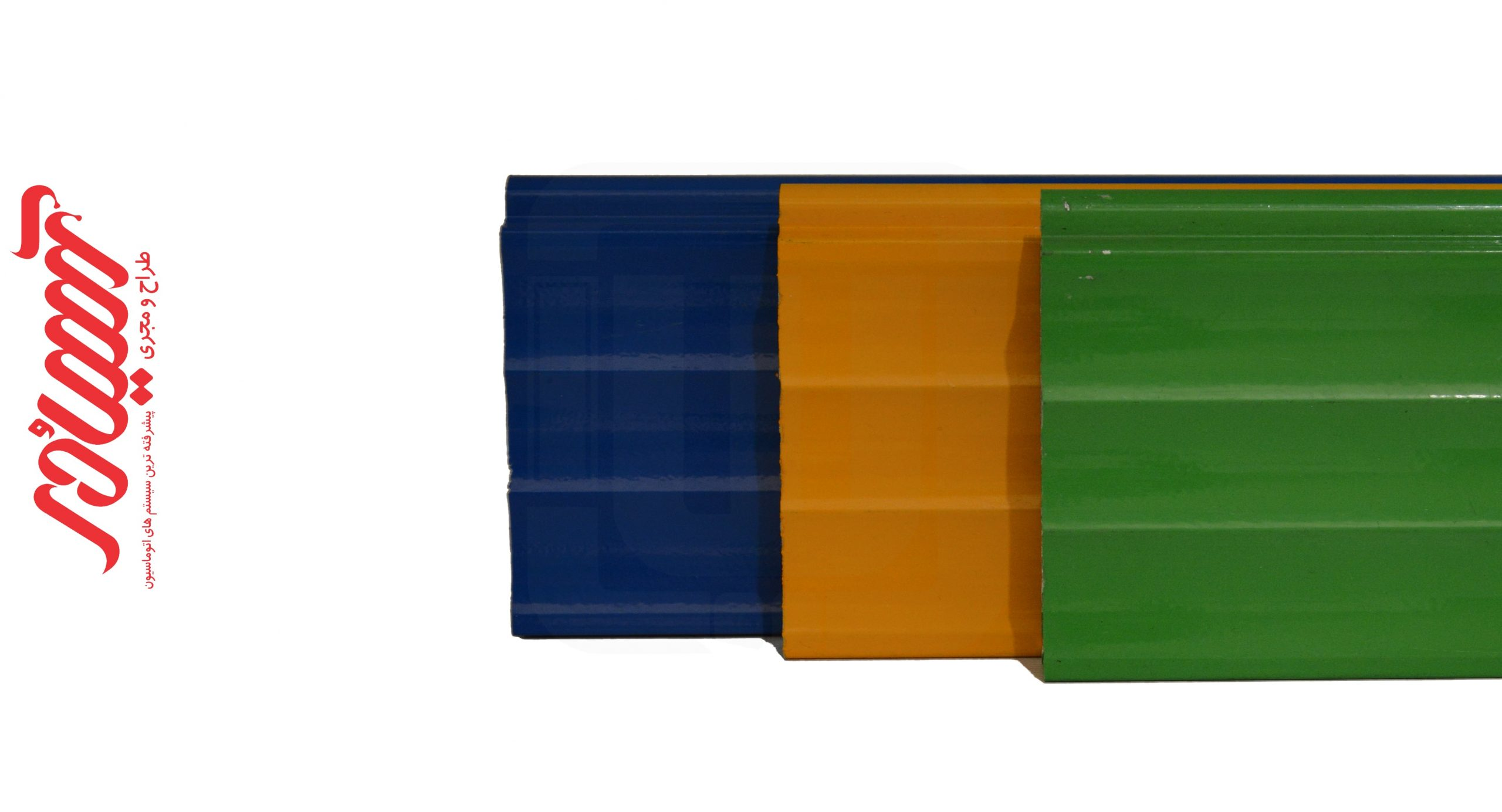 تیغه کرکره برقی مدل پارمیس